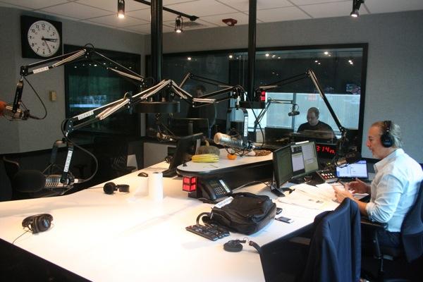 CJAD studio