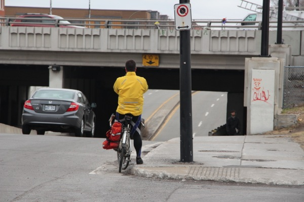 Saint-Denis underpass