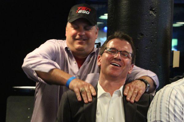 Sergio Momesso and Dave Randorf