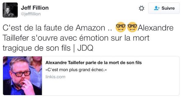 Jeff Fillion tweet