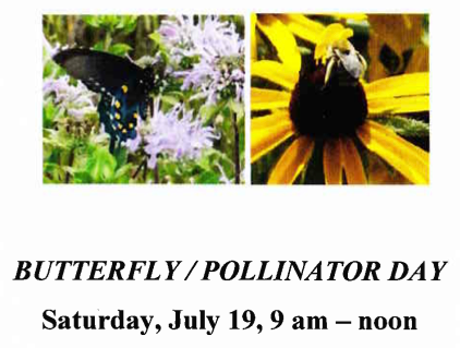 butterfly pollinator day