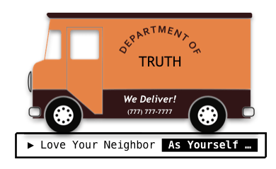 van dept truth love neighbor