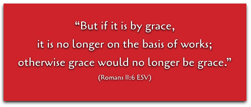but if by grace verse