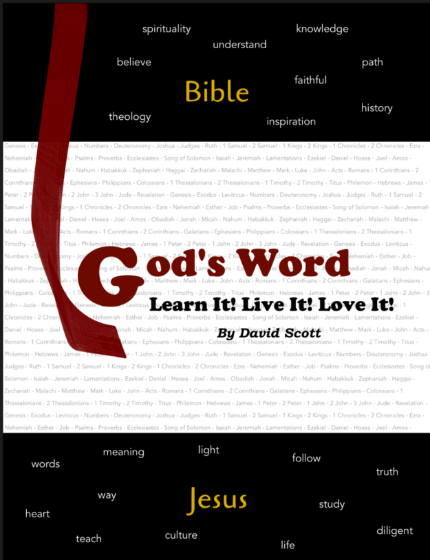 Gods Word FRONT COVER