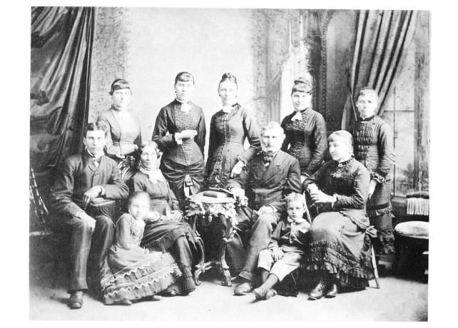 Beaton Family
