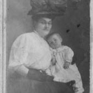 Lily Shannon and Harold Alfred