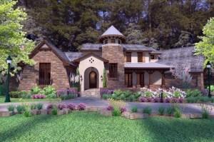 Tuscan House Plan