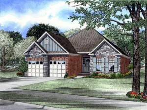 House Plan 61353