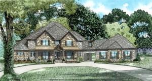 House Plan 82310