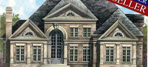 Greek Revival House Plan