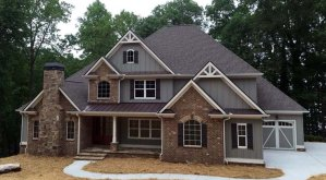 New Craftsman Traditional House Plan