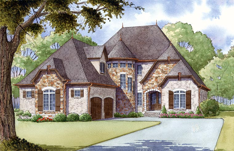 Tudor style homes family home plans blog for Www familyhomeplans com