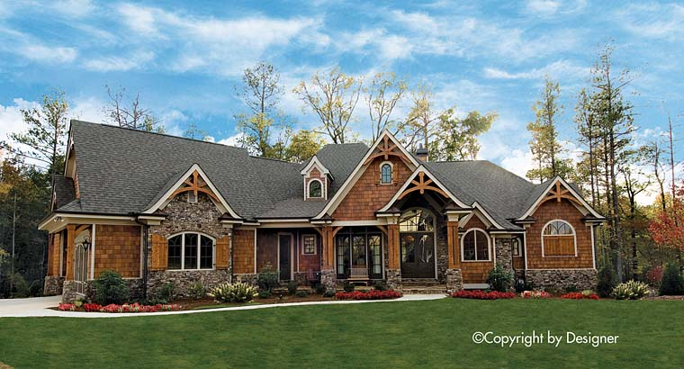 Updated craftsman house plans family home plans blog for Www familyhomeplans com