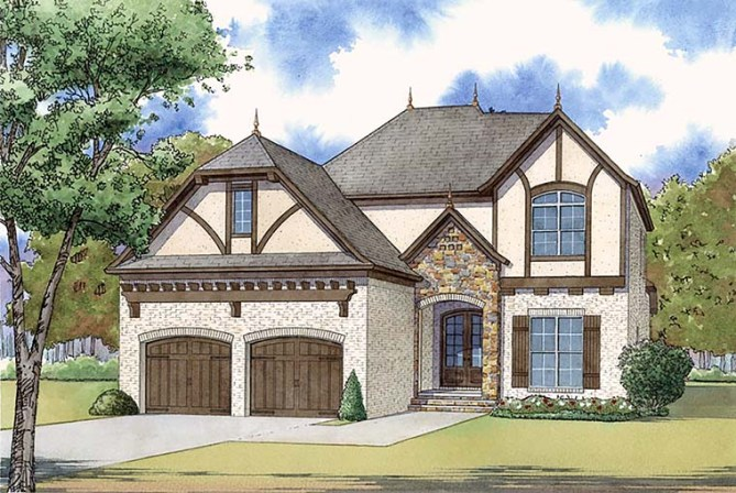 New 4 Bedroom House Plans
