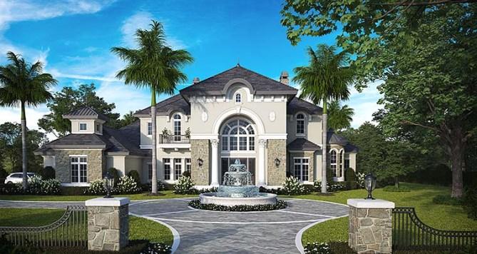 Luxury Florida House Plans