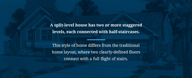 What Is a Split Level House