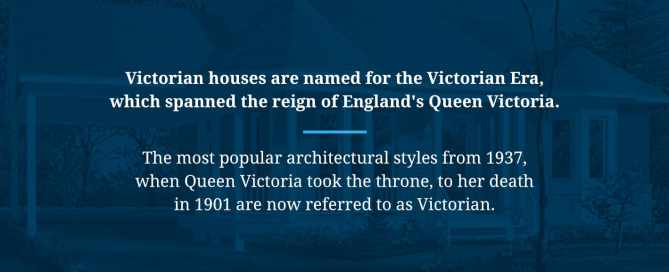 What Are the Characteristics of a Victorian House?