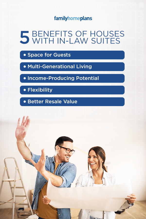 5 Benefits of Houses With In Law Suites