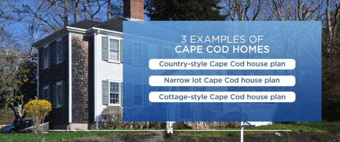 Examples of Cape Cod Homes