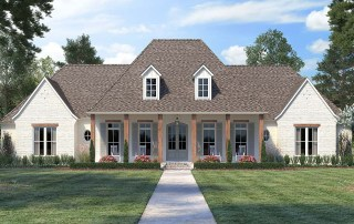 Acadian Style House Plan