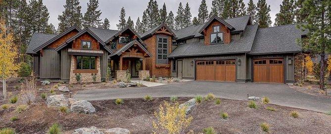 Mountain Style House Plan