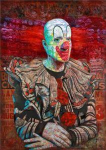 Coulrophobic Clown