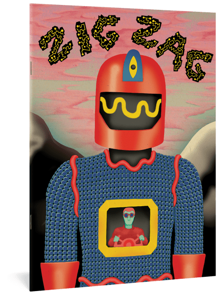 Cover image for Zig Zag by Will Sweeney