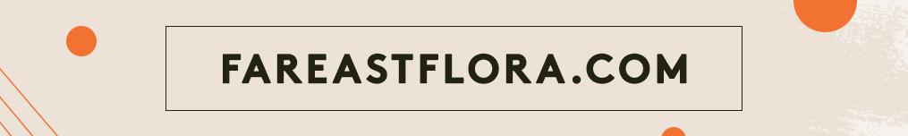 FarEastFlora.com Blog