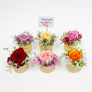 Teachers' Day Flowers | FarEastFlora.com