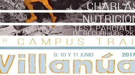 1er Campus Trail Villanua