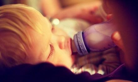 Leches maternizadas