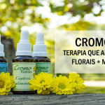 Cromoflorais: a terapia que alia cromoterapia + florais + memória positiva da água