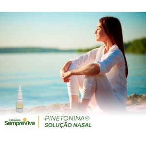 pinetonina solução nasal
