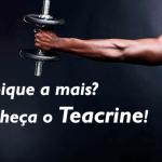 Quer um pique a mais? Conheça o Teacrine!