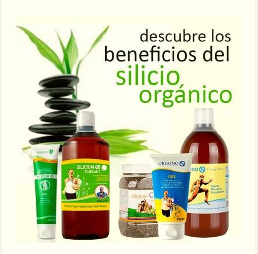 organic silicium