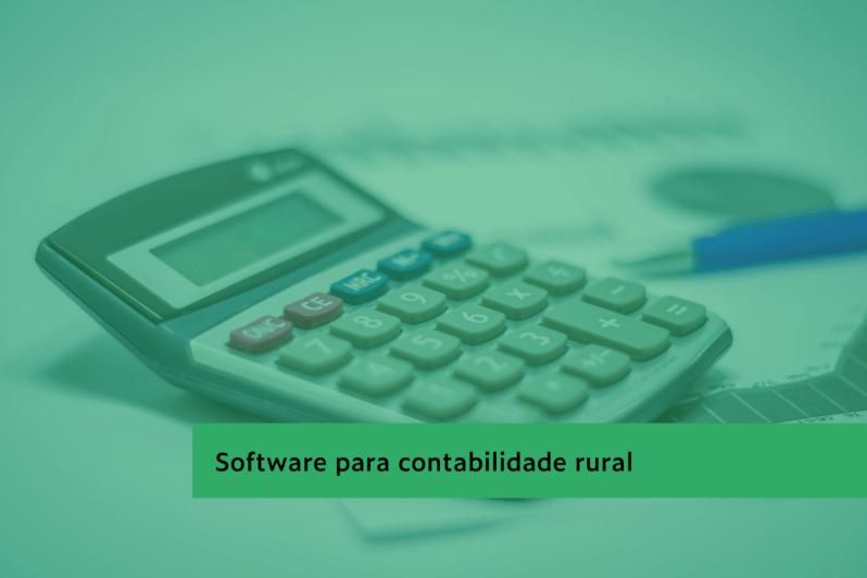 Por que ter um software para contabilidade rural