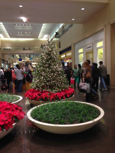 Northpark Center Christmas 2013
