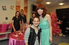 Carly Rae Jepsen Visits Children's Hospital