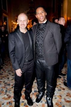 Italo Zucchelli and Victor Cruz