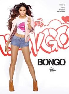 Vanessa Hudgens for Bongo (2)
