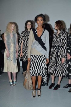 Tracy Reese F14 backstage (26)