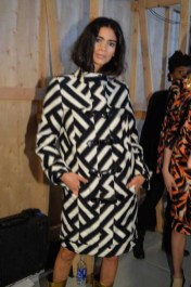 Tracy Reese F14 backstage (3)