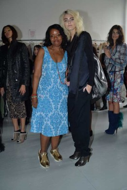 Tracy Reese F14 backstage (33)