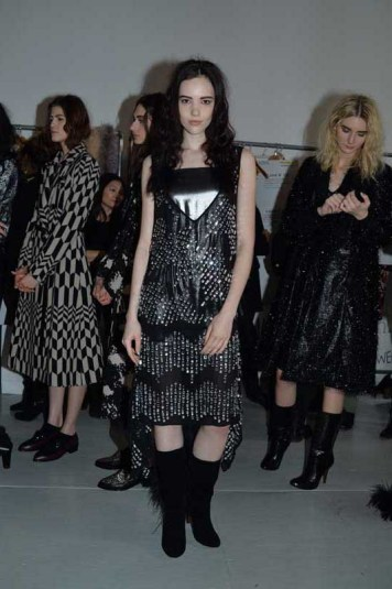 Tracy Reese F14 backstage (42)