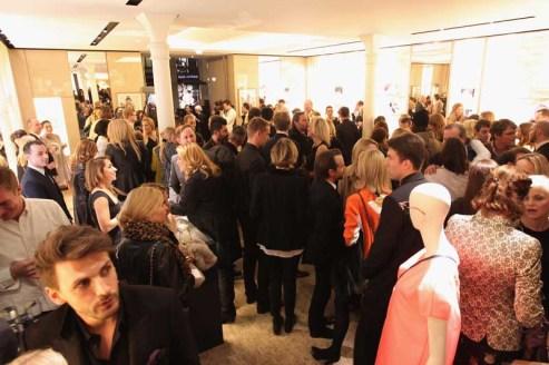 FENDI Boutique Opening In Munich