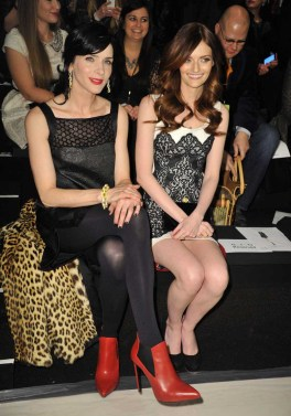 Lydia Hearst, Michele Hicks