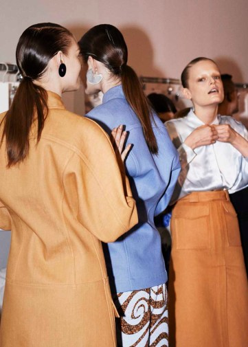 Acne F14 Backstage (31)