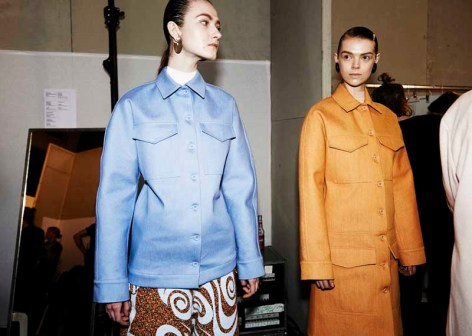 Acne F14 Backstage (5)
