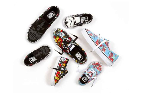 Vans x Star Wars_KidsCollection