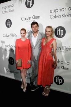Jessica Chastain;Joshua Jackson;Diane Kruger